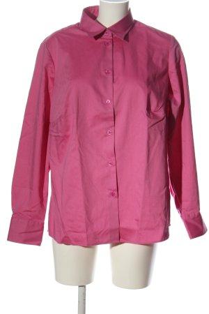 Walbusch Long Sleeve Shirt pink business style