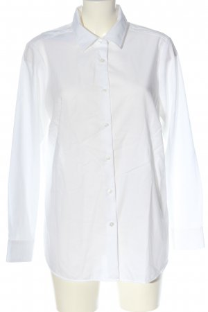 Walbusch Long Sleeve Shirt white business style