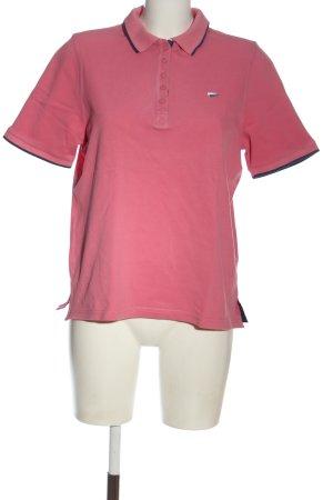 Walbusch Polo rose style décontracté