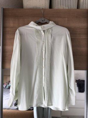 Walbusch Silk Blouse mint silk
