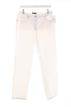 Walbusch Slim Jeans weiß Casual-Look