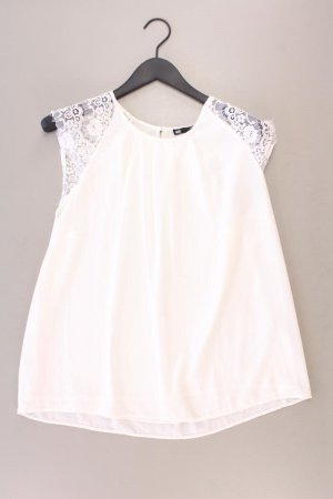 Walbusch Lace Blouse natural white polyester