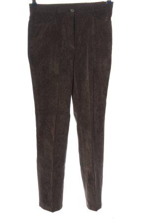 Walbusch Jersey Pants light grey casual look