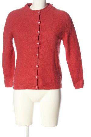 Walbusch Ensemble en tricot rouge style décontracté