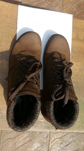 Waldläufer Stiefel Marone