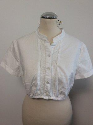 waldorff Blusa tradizionale bianco