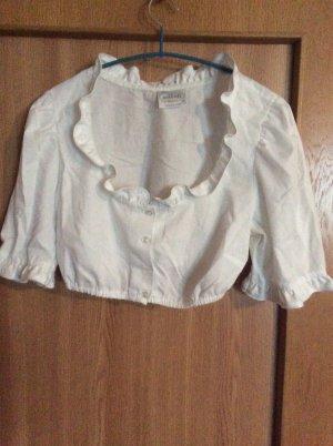 waldorff Traditional Blouse white