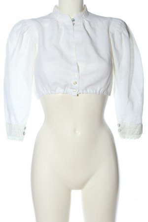 waldorff Traditional Blouse white classic style
