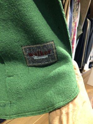Moessmer Blazer en laine vert