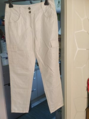 elements by TAIFUN Collection Cargo Pants white