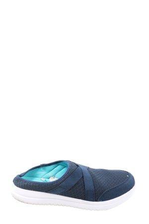 Walkx Women Schlüpfschuhe blau Casual-Look