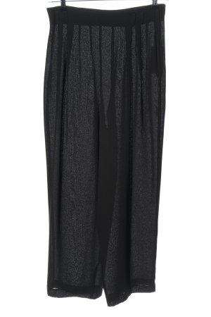 Wallis Culottes schwarz Casual-Look