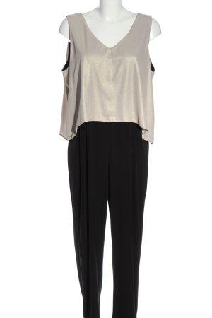 Wallis Jumpsuit schwarz-wollweiß Elegant