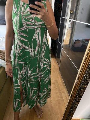 Wallis Kleid grün 42 XL Midikleid