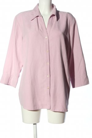Wallis Langarm-Bluse pink
