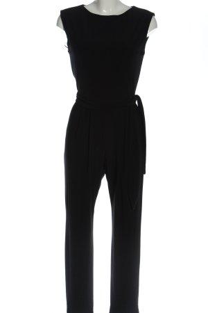 Wallis Langer Jumpsuit black casual look