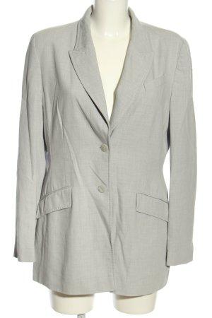 Wallis Long Blazer light grey flecked casual look