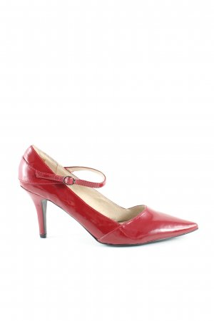 Wallis Mary Jane Pumps rot Business-Look