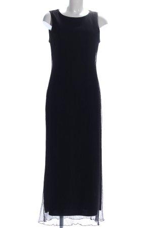 Wallis Maxikleid schwarz Elegant