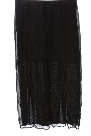 Wallis Midi Skirt black casual look