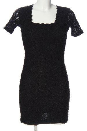 Wallis Minikleid schwarz Elegant