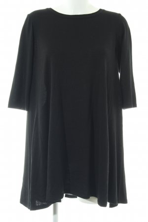 Wallis Pulloverkleid schwarz Business-Look