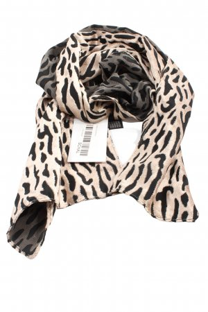 Wallis Shoulder Scarf natural white-black allover print casual look