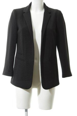 Wallis Smokingblazer zwart gestreept patroon zakelijke stijl