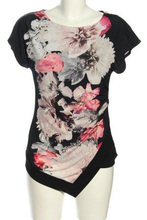Wallis T-Shirt Blumenmuster Casual-Look
