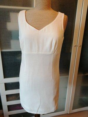 Wallis Sheath Dress white cotton