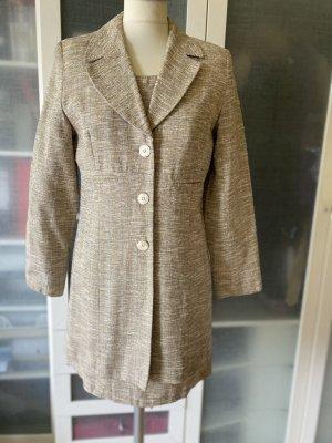 Wallis Ladies' Suit light brown wool