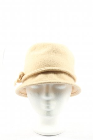 Walter Steiger Felt Hat cream business style