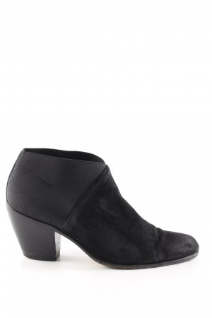 Walter Steiger Winter-Stiefeletten schwarz Business-Look
