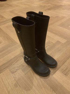 Wandelei Wellington laarzen zwart