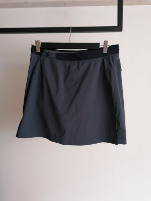 Pantalón corto deportivo gris pizarra-azul oscuro