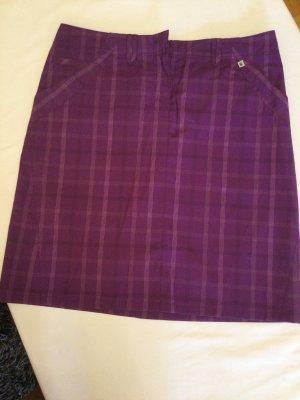 Jack Wolfskin Miniskirt grey violet