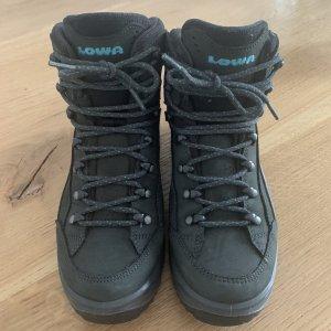Lowa Aanrijg laarzen grijs