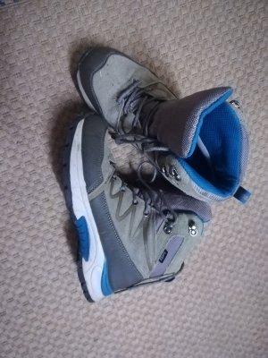 High Top Sneaker light grey