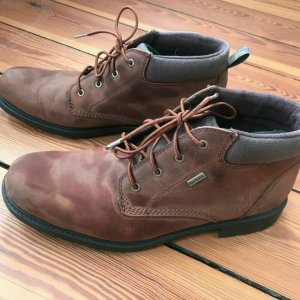 Barbour Desert Boots brown