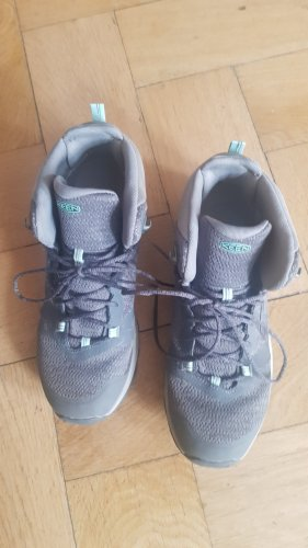 Keen Lace-up Boots grey