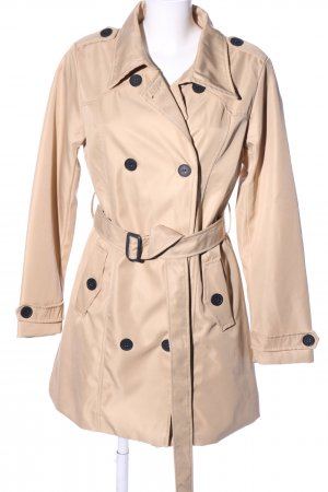Wantdo Trenchcoat creme Casual-Look