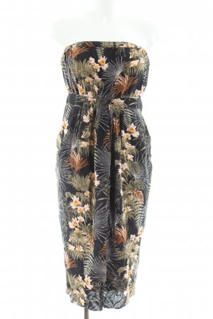 Warehouse Bandeau Dress allover print casual look