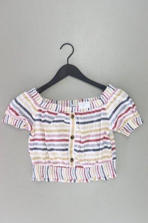 Warehouse Bluse Größe 36 neuwertig mehrfarbig aus Baumwolle