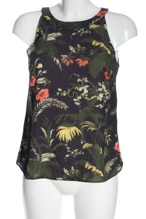 Warehouse Camisa de mujer estampado floral look casual