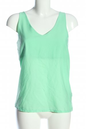 Warehouse Camisole turkoois casual uitstraling