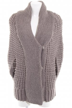 Warehouse Cardigan hellgrau Casual-Look