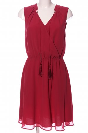 Warehouse Cocktailkleid rot Casual-Look