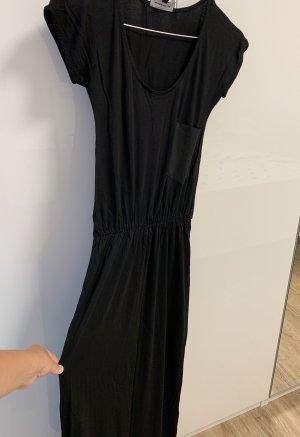 Warehouse Robe longue noir