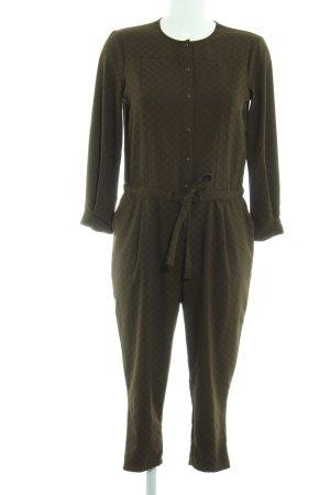 Warehouse Jumpsuit khaki schlichter Stil