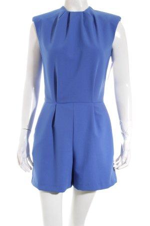 Warehouse Jumpsuit kornblumenblau Casual-Look
